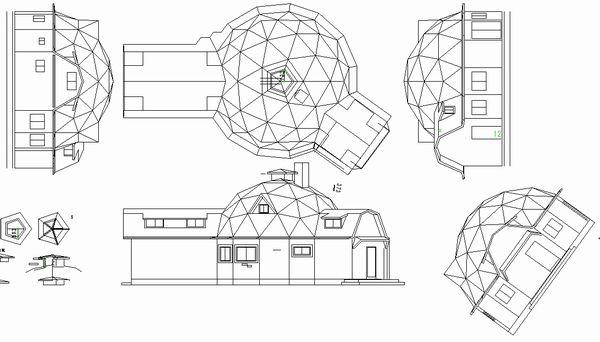 ドームハウス計画スタート