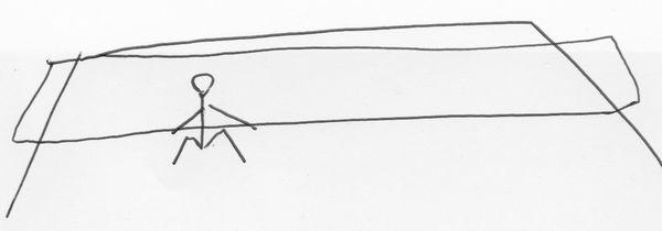 ルーフィング材の張り方